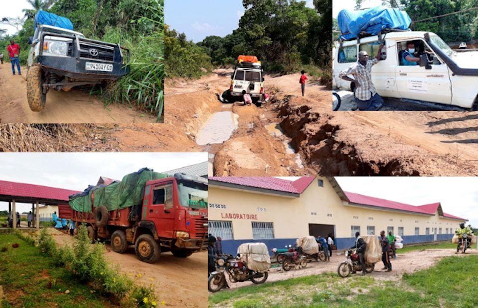 Fighting malaria in Congo