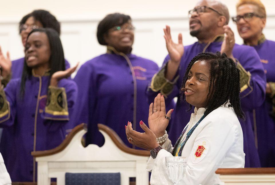 Celebrate Black clergywomen, including Bishop Cynthia Moore-Koikoi