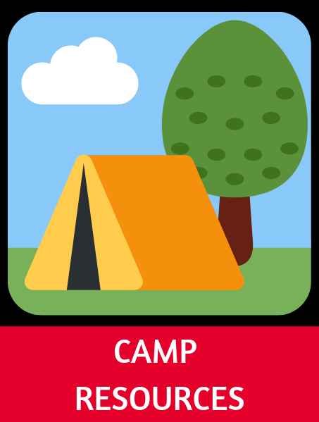 Tent and Tree