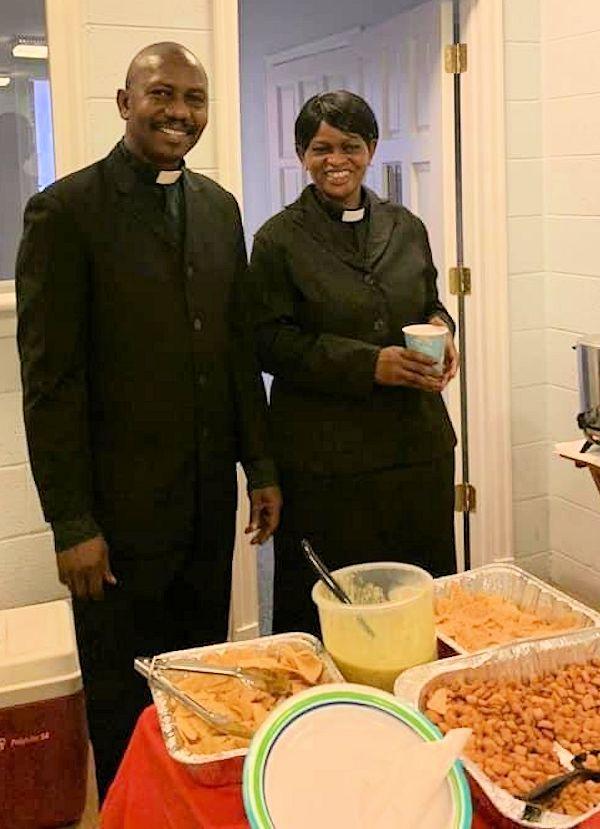 Pastors of French UMC