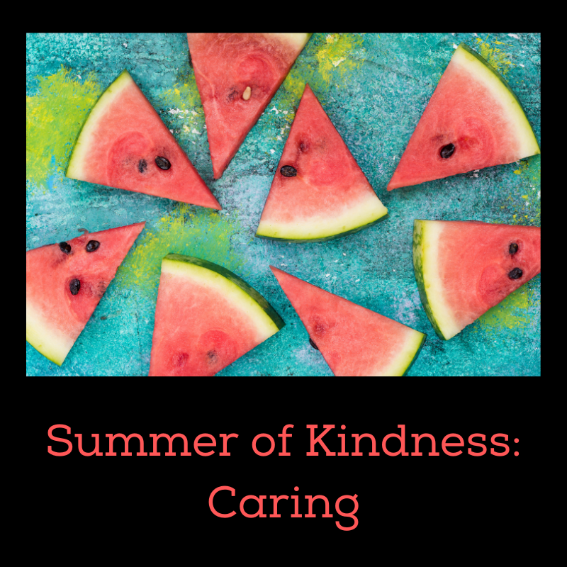 Summer of kindness caring playlist