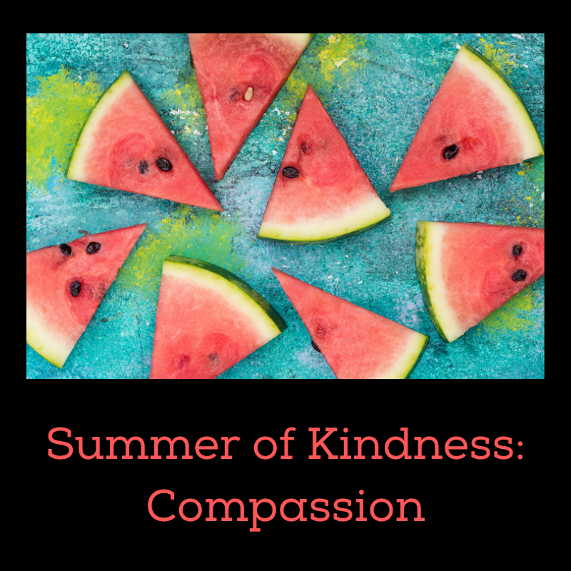 Summer of Kindness Compassion playlist