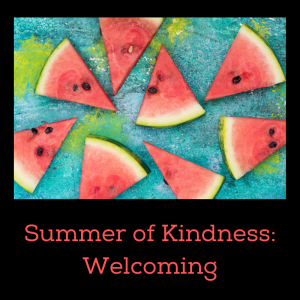 Summer of Kindness Welcoming playlist icon