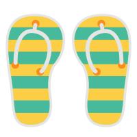 sok flip flops