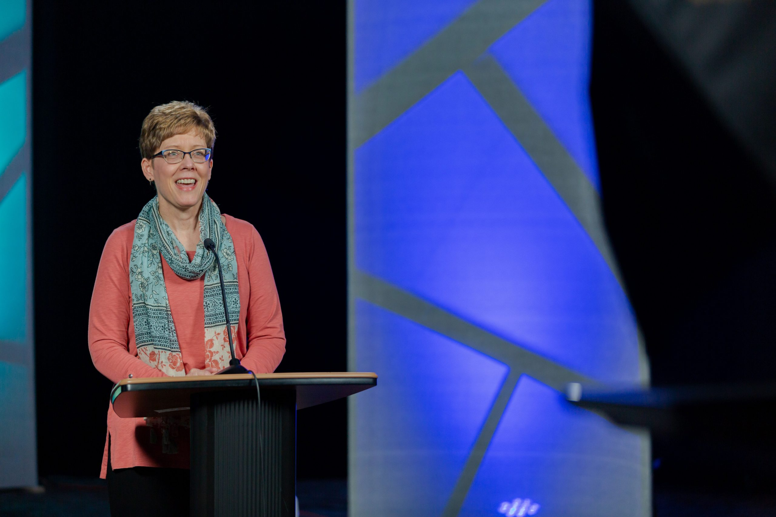 Conference Lay Leader Annette Erbes
