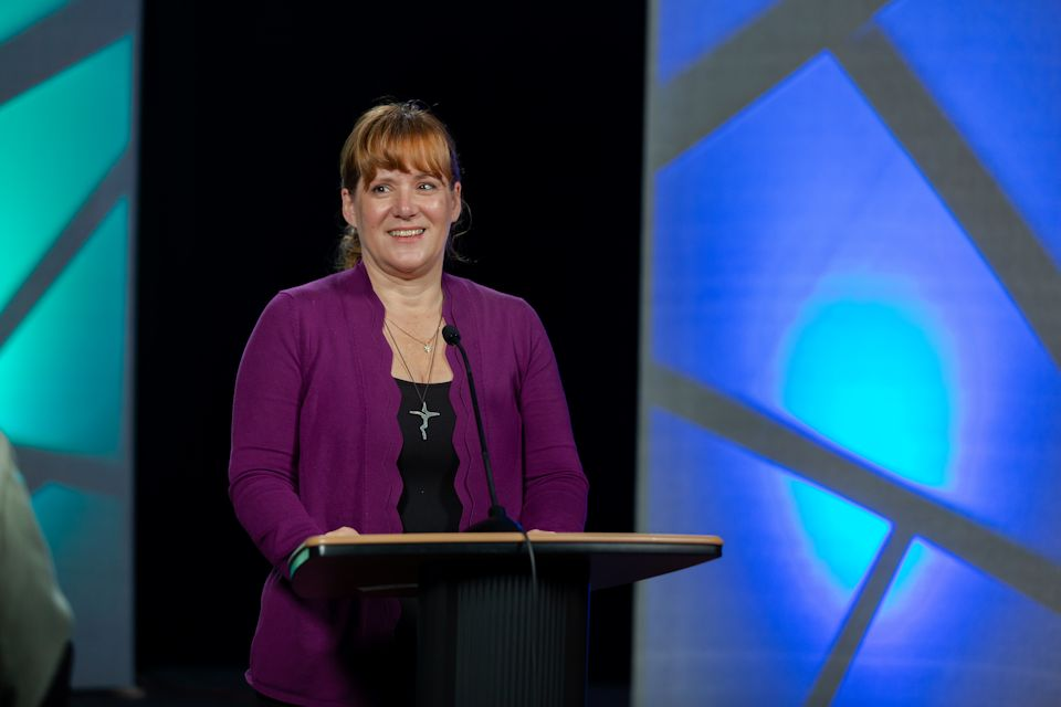 Melissa Claxton chair of conference nominations