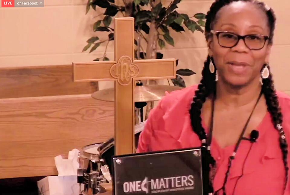 Rev. Monique French is pastor of Washington Heights UMC & Community