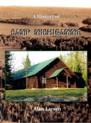 Changes at Camp Michigamme through the years