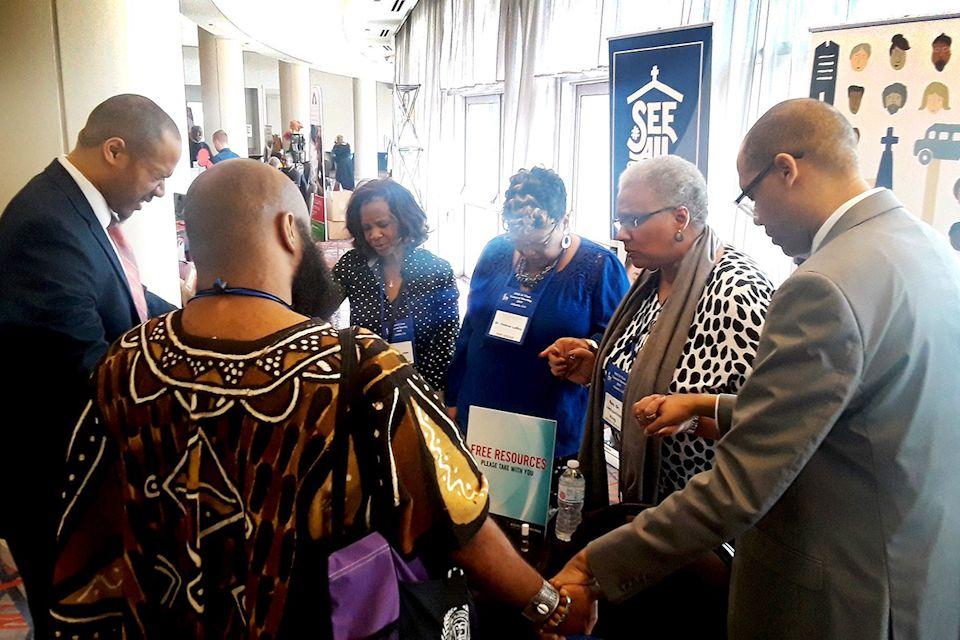 Prayer group in Atlanta GA