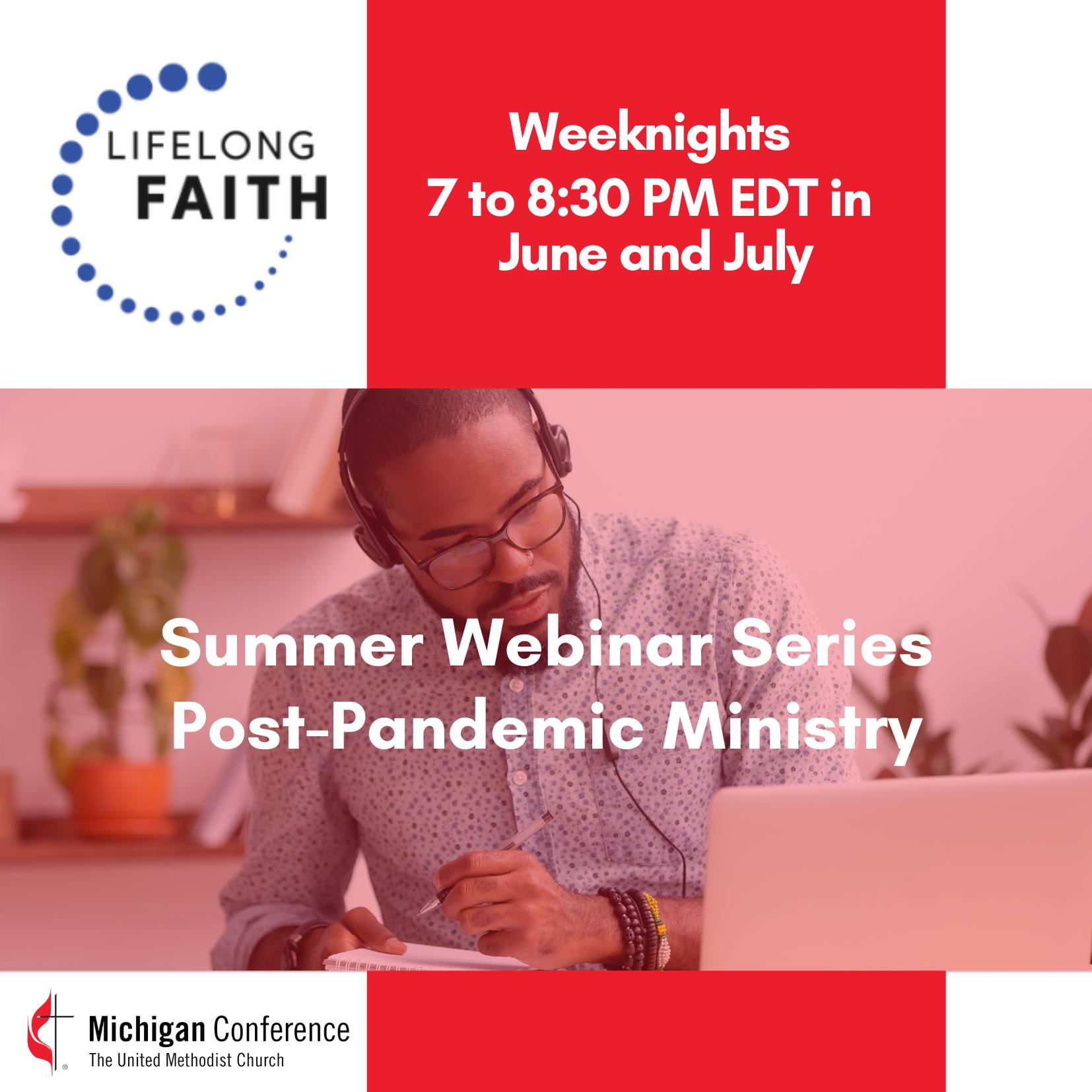 summer post pandemic webinar series