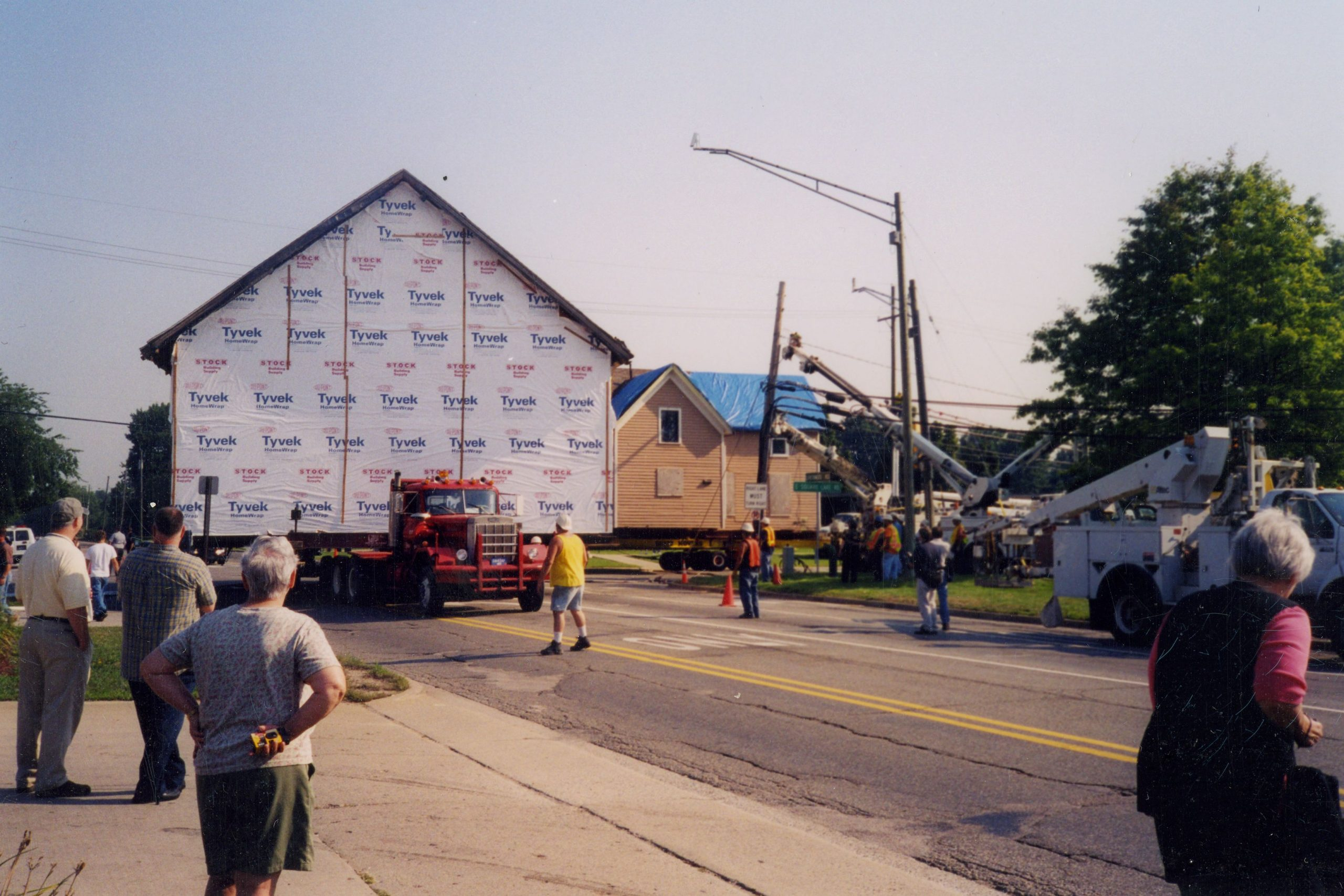 Troy 1st UMC moving in late 1990s