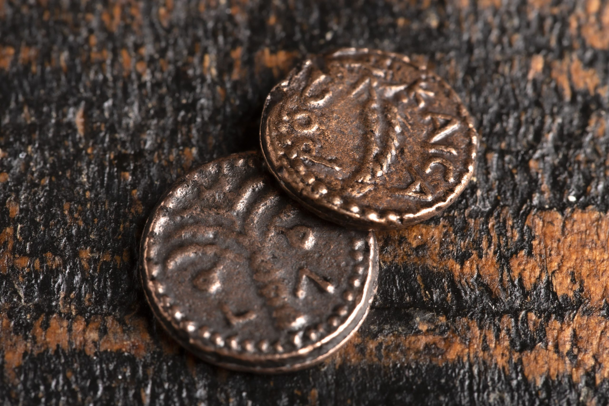 two coins for adovah