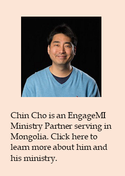 Missionary in Mongolia