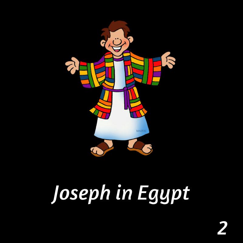 Joseph in Egypt playlist icon