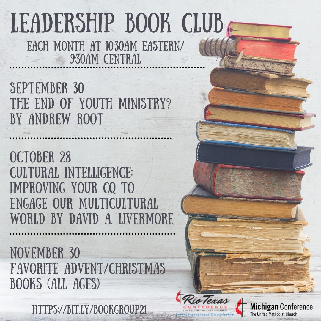 leadership book club