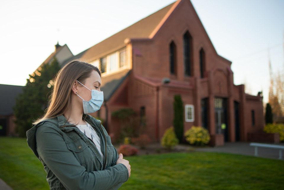 Masking against the virus