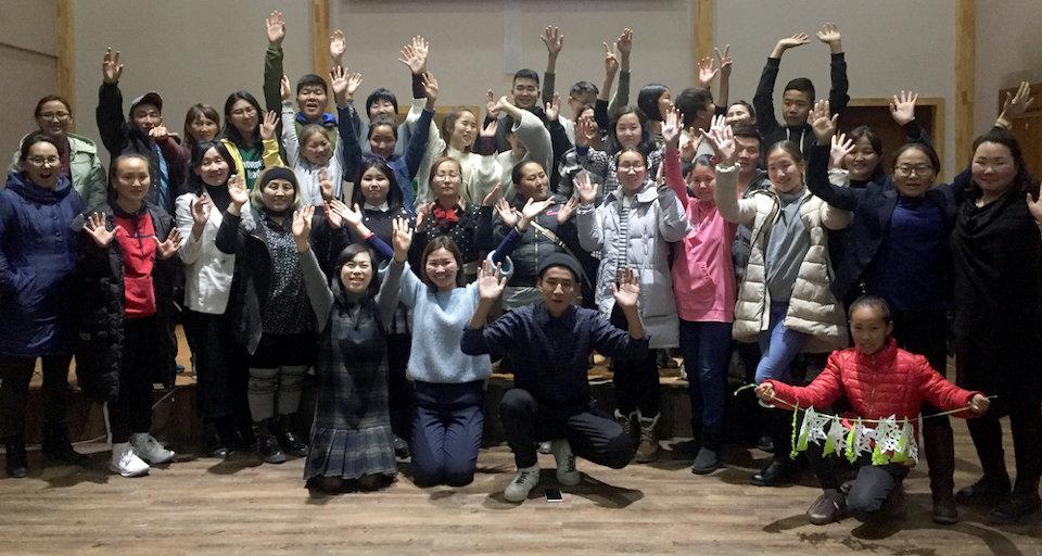Mongolia United Methodists
