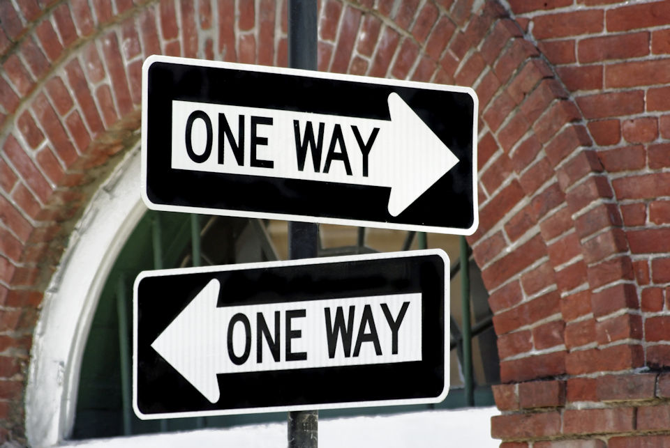 Journey of more than one way