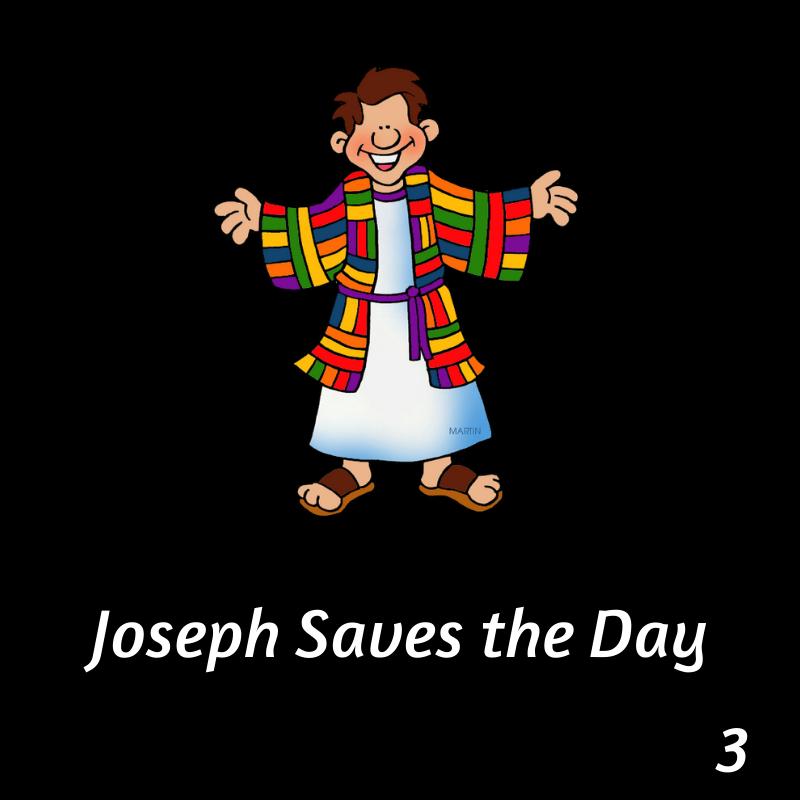 Joseph saves the day playlist icon
