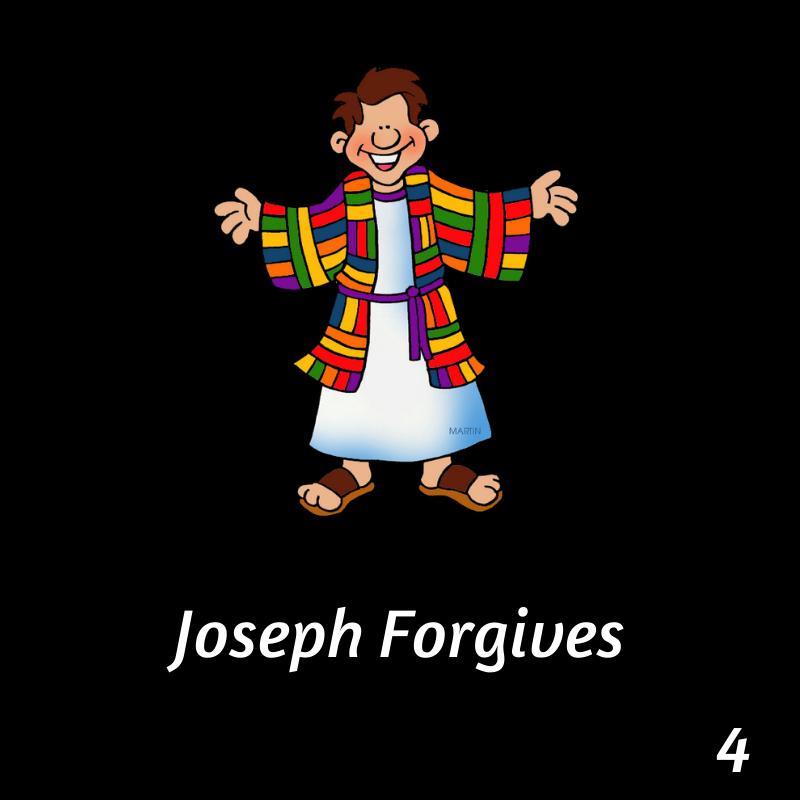 Joseph Forgives Playlist Icon